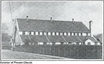 History – Church Exterior