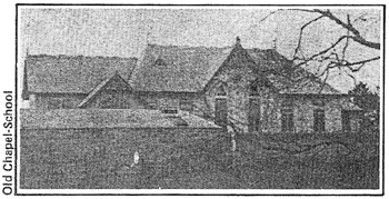 History – Old Chaple