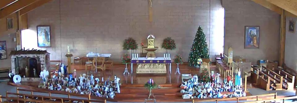 Christmas @ St John Baptist