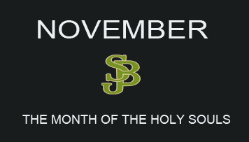 MONTH OF THE HOLY SOULS